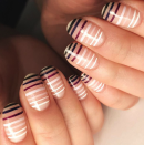 """<p>If subtlety is your style and you opt for stripes more than stars, an easy way to show your patriotism is with thin, clean lines in tones inspired by our flag. </p><p><a class=""""link rapid-noclick-resp"""" href=""""http://amazon.com/Winstonia-Berry-Super-Brushes-Liner/dp/B016YPP5KE/?tag=syn-yahoo-20&ascsubtag=%5Bartid%7C10055.g.1278%5Bsrc%7Cyahoo-us"""" rel=""""nofollow noopener"""" target=""""_blank"""" data-ylk=""""slk:SHOP FINE BRUSHES"""">SHOP FINE BRUSHES</a> </p>"""