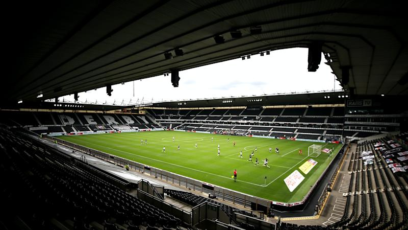 EFL charges against Derby dismissed by disciplinary commission