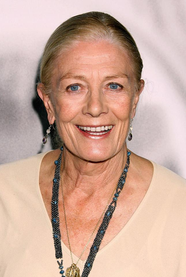 "<a href=""http://movies.yahoo.com/movie/contributor/1800014131"">Vanessa Redgrave</a> at the Los Angeles premiere of <a href=""http://movies.yahoo.com/movie/1810041985/info"">Milk</a> - 11/13/2008"