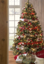 """<p>Join two Christmas traditions with this gorgeously unique tree. Who says ugly sweaters are reserved for wearing? Deck out your Christmas tree with all of the sweaters you can find. </p><p><strong><em>Get the tutorial at <a href=""""https://diycandy.com/ugly-sweater-unique-christmas-tree-theme/"""" rel=""""nofollow noopener"""" target=""""_blank"""" data-ylk=""""slk:DIY Candy"""" class=""""link rapid-noclick-resp"""">DIY Candy</a>.</em></strong></p><p><a class=""""link rapid-noclick-resp"""" href=""""https://www.amazon.com/Kurt-Adler-Ugly-Sweater-Ornaments/dp/B01464SP5W/?tag=syn-yahoo-20&ascsubtag=%5Bartid%7C10070.g.2025%5Bsrc%7Cyahoo-us"""" rel=""""nofollow noopener"""" target=""""_blank"""" data-ylk=""""slk:BUY UGLY SWEATER ORNAMENTS"""">BUY UGLY SWEATER ORNAMENTS</a></p>"""