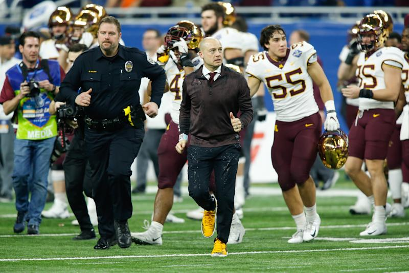 Predecessor Jerry Kill slams Minnesota coach P.J. Fleck