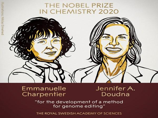 Nobel Prize in Chemistry has been awarded to Emmanuelle Charpentier and Jennifer A. Doudna