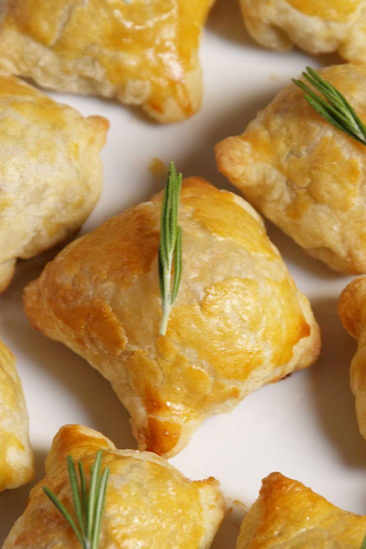 "<p>Get your fancy on with these crowd-pleasing beef Wellington bites.</p><p>Get the recipe from <a href=""https://www.delish.com/cooking/recipes/a50572/beef-wellington-bites-recipe/"" rel=""nofollow noopener"" target=""_blank"" data-ylk=""slk:Delish"" class=""link rapid-noclick-resp"">Delish</a>.</p>"