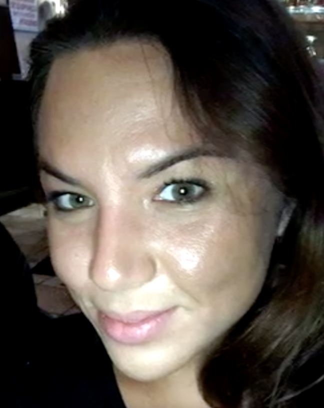 Danielle Marrano is pictured. She was found on a New York City sidewalk on October 26.