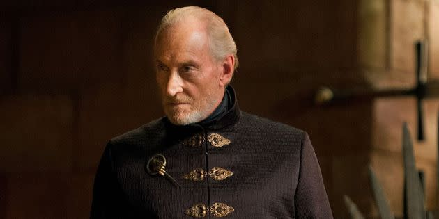 Charles as Tywin Lannister