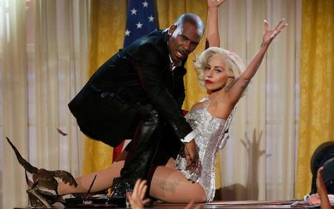 Lady Gaga is one of many celebrities who have condemned R. Kelly - as well as removing a collaboration between the pair from streaming services - Credit:  LUCY NICHOLSON/Reuters