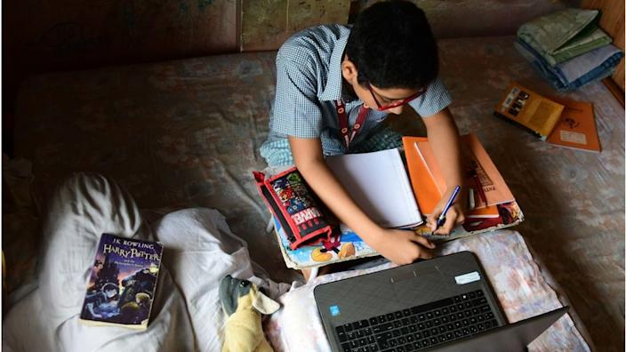 Laptops are a luxury few Indians can afford