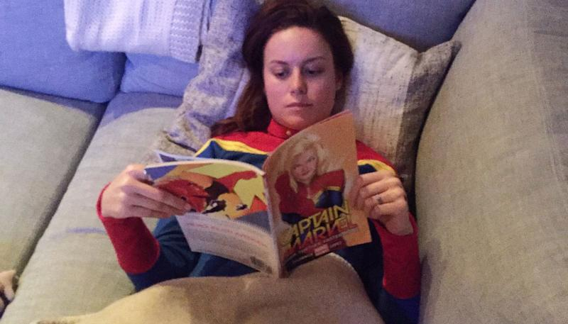 Photo credit: @brielarson / Twitter