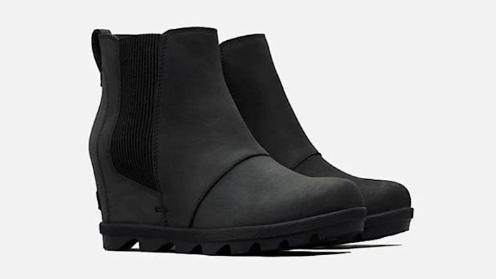 Finally, boots that are both practical and stylish!