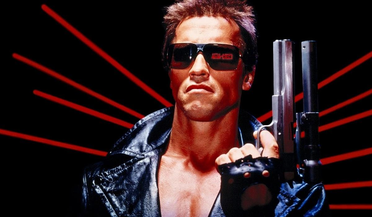<p>He'll be back…eventually. But in 1984, Will Byers and his pals would have just seen 'The Terminator' start appearing in cinemas across the country. The hot new sci-fi flick starred a young Arnold Schwarzenegger, and spawned the even-more-awesome 'Terminator 2: Judgement Day'. But in 'Stranger Things' it's simply spotted on a theatre marquee in the background.<br /> (Credit: Orion Pictures) </p>