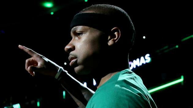 Isaiah Thomas: 'Man, am I going to miss being a Celtic'