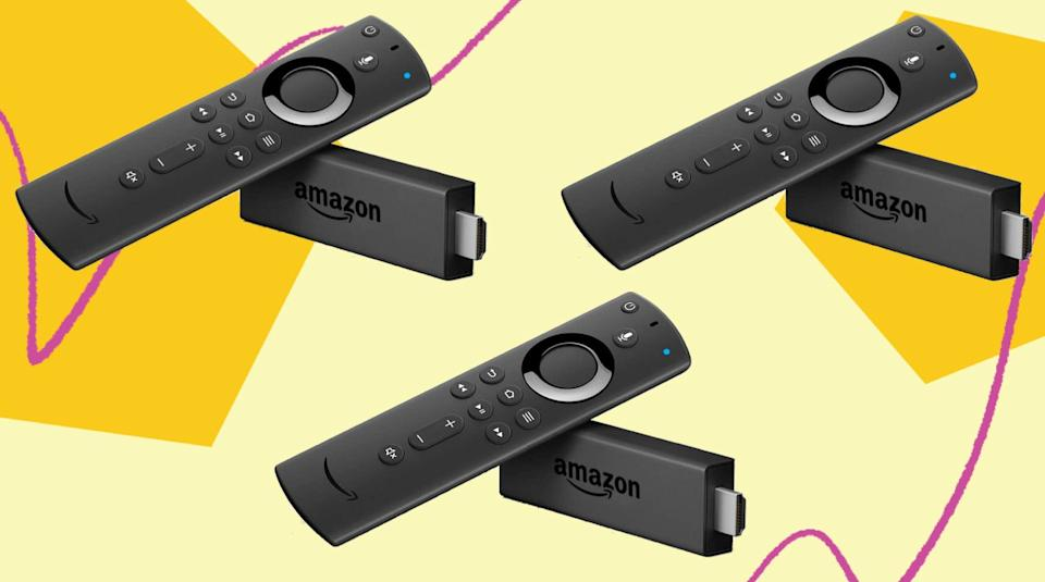 This Black Friday, the Fire TV Stick is definitely a deal to watch. (Photo: HuffPost )