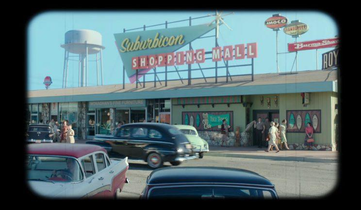 Suburbicon is a picture of the America Dream - Credit: Paramount