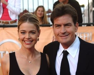 Exclusive: Charlie Sheen Recruits Ex-Wife Denise Richards For Anger Management Stint