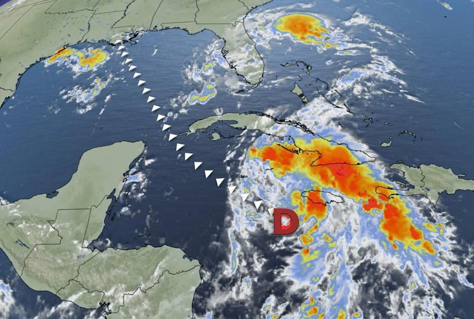 'Potential disaster in the making,' forecasters eye major threat in the Gulf