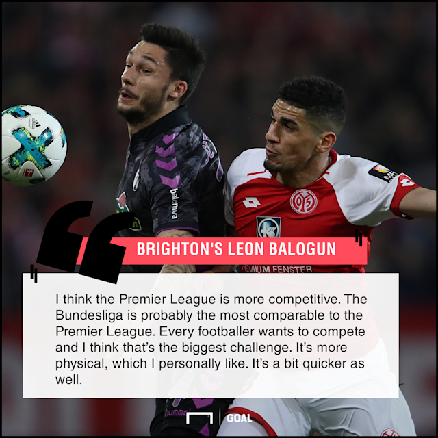 The defender disclosed that the Seagulls' journey to the top-flight and how they adapted last season was motivating enough for a switch