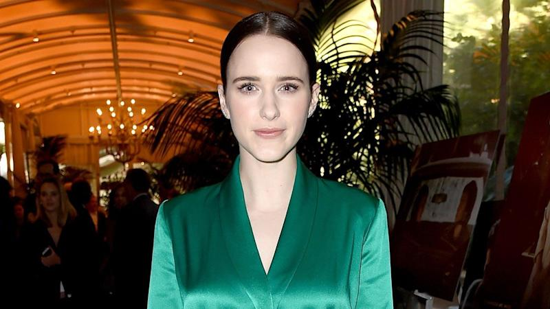 Rachel Brosnahan Made This Change After She Felt Like She Was 'Dropping Weight in an Unhealthy Way' at Work