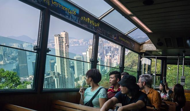 A total of 34 countries or regions have issued warnings or alerts for travellers heading to Hong Kong. Photo: Bloomberg