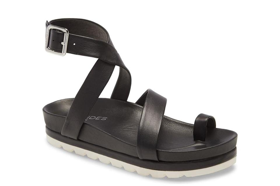 J-Slides, toe loop sandals