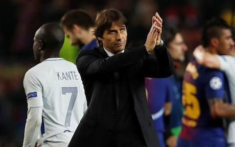 "Antonio Conte has admitted that his Chelsea destiny will not be decided by whether or not he can win the FA Cup, with the Italian expected to leave Stamford Bridge even if the club salvage their season. Amid growing concerns over his relationship with star player Eden Hazard, Conte is set to pay the price for his battles with the board and members of his squad. But Chelsea face the threat of having to pay the full £9 million bill if they sack Conte, with sources in Italy claiming he could take a year off if the right opportunity does not present itself. Their Champions League elimination has left Chelsea fighting to qualify for next season's tournament and trying to win the FA Cup ahead of Sunday's quarter-final trip to Leicester City. Fifth-placed Chelsea face fourth-placed Tottenham Hotspur after the international break, but Conte's future is unlikely to be determined by what happens over the final weeks of the season. Winning the Champions League may have forced owner Roman Abramovich to consider keeping Conte for the final year of his Chelsea contract. Who fizzed and who flopped at Nou Camp? But the FA Cup and a top-four finish are unlikely to outweigh the breakdown in relationships between Conte, the board and key players. He dumped last season's top scorer Diego Costa by text message and rowed with David Luiz following this season's Champions League group stage defeat to Roma. And now there are fears that Conte's relationship with Hazard, who was once again substituted before the end of the game in the Camp Nou, is quickly deteriorating. Chelsea players believe Conte's safety-first tactics have frustrated Hazard and that the Belgian is more likely to seek a move away from Stamford Bridge if the head coach stays on. The club remain desperate to tie Hazard down to a new contract and are prepared to pay him in excess of £300,000-a-week, but he is likely to see whether or not Real Madrid bid for him and weigh up Chelsea's managerial situation before making a final decision on his future. Already trailing Manchester City by 25 points and unable to match their spending power, Chelsea cannot afford for the futures of their star players to be plunged into doubt by Conte. They have been unable to effectively replace Costa, who rubbed salt into Conte's wounds by poking fun at him during Chelsea's defeat in Barcelona. The Spain international posted an image of the team line-ups on his Instagram account with Conte's name scribbled out. And Conte's insistence that Chelsea's squad lacks the necessary experience has been undermined by the fact that he froze out Luiz before the central defender was ruled out through injury. It is unlikely he would have started against Barcelona even if he had been fit. Asked by Italian reporters whether or not he can save his Chelsea job by winning the FA Cup, Conte replied: ""Its' not an issue of winning a trophy or not. I think the work of a coach must be judged not on victories, but on the improvement of the squad and the current value of the squad. ""I think this is a team that can grow in terms of quality and experience. We can do better in every aspect. I am not seeking victories, I continue my work aware that I am doing good work."" Conte, along with Mauricio Pochettino, is on the shortlist of Paris St-Germain to succeed Unai Emery this summer and has also been linked with a return to the Italian national set-up. But Conte has distanced himself from the the Italy job and has continually insisted that his intention is to see out his Chelsea £9m-a-year contract, that still has another 12 months to run. Conte and his Chelsea team bowed out of European competition in Barcelona on Wednesday night Credit: Action Images Some sources in Italy believe that other than signalling the fact he will not quit Stamford Bridge, Conte has been hinting that he could take a break if he is sacked. Chelsea usually have to pay sacked managers as per the terms of their contract until they find another job. That means Conte could earn around £9m by taking a year off. When Conte was asked by Italian reporters which club he would be representing the next time he had to speak to them, the 48-year-old replied: ""That's a very naughty question and I prefer not to answer."" Former Barcelona manager Luis Enrique, ex-Borussia Dortmund managerThomas Tuchel and Napoli's Maurizio Sarri are the frontrunners to replace Conte at Chelsea. Chelsea are also still on the hunt for a new technical director, following the departure of Michael Emenalo, and former defender Juliano Belletti, who was at the Camp Nou on Wednesday night, could be part of any new set up."