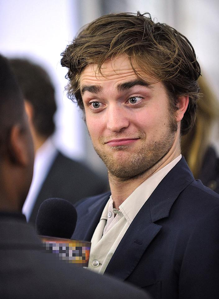 "<a href=""http://www.gossipcop.com/robert-pattinson-unbound-captives-filming-kristen-stewart/"" target=""new"">Gossip Cop</a> knows whether it's true that Robert Pattinson and Kristen Stewart will spend the summer apart because of his schedule for the movie ""Unbound Captives."" James Devaney/<a href=""http://www.wireimage.com"" target=""new"">WireImage.com</a> - March 1, 2010"