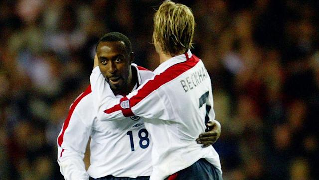 <p>Atmosphere, tension, Darius Vassell.</p> <br><p>The two heavyweights of Euro qualifying group 7 played out a crunch tie in April 2003, with victory at the Stadium of Light even more important after England had dropped points away in Macedonia in the previous qualifier.</p> <br><p>England prevailed eventually thanks to goals in the last 15 minutes from Vassell and Beckham, while David James produced the save of his career to deny Nihat, and Sven's men ended up winning the group and booking a place in Portugal by a single point.</p> <br><p>Oh, and a 17-year-old named Wayne Rooney made his competitive debut.</p>