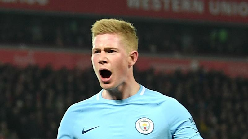 Heynckes: I would give De Bruyne the shirt off my back