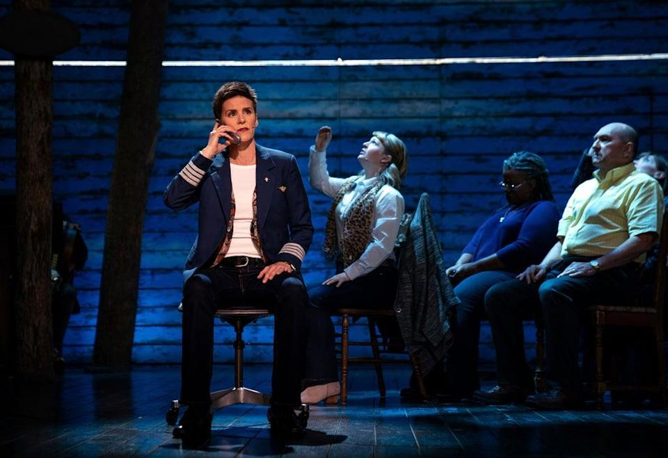 COME FROM AWAY (AP)