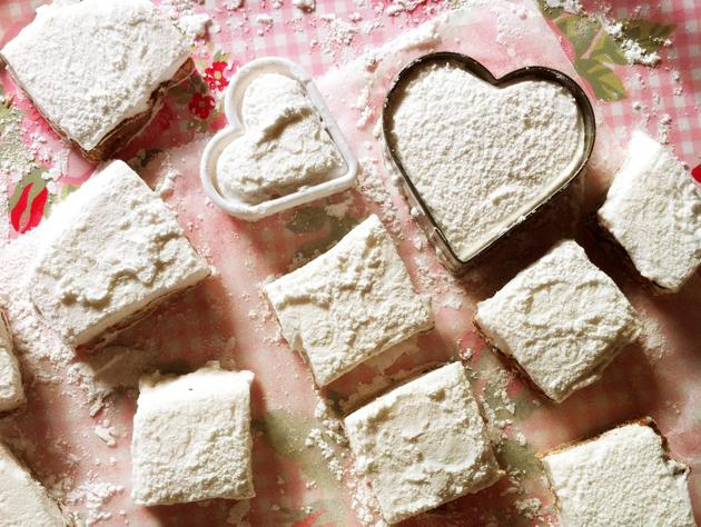 Make it mushy and mellow with love