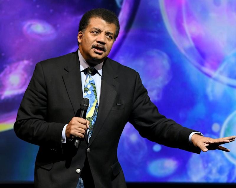 Neil deGrasse Tyson apologizes for tweet about mass shootings: 'I got this one wrong'