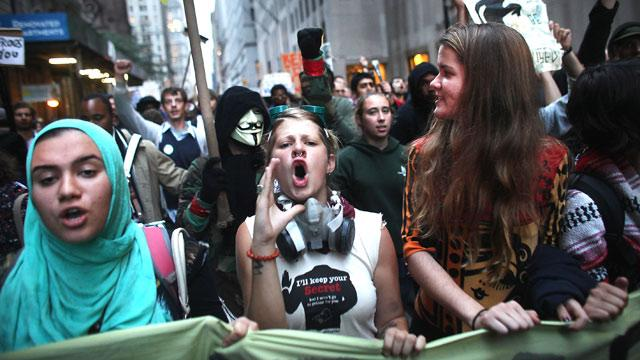 Occupy Wall Street Fund Distribution Causes Strain Among Protesters