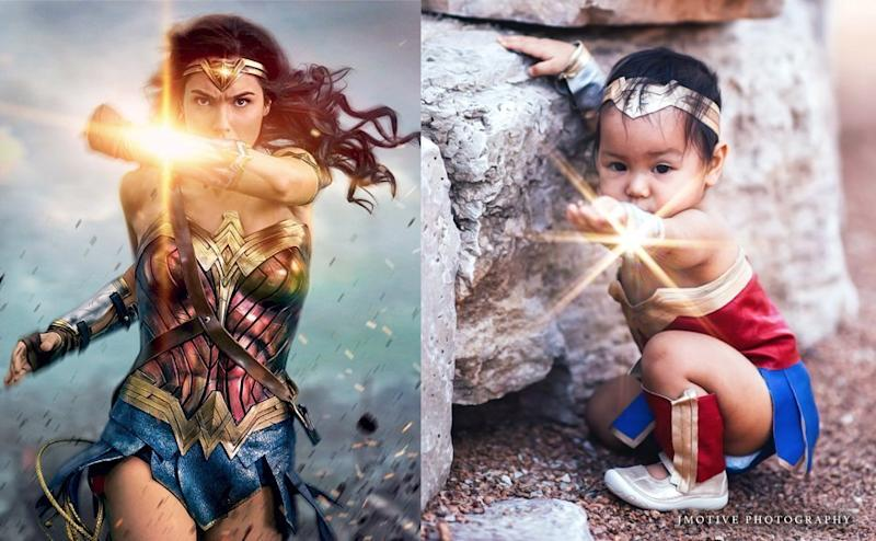 """I want my daughter to know that she is special and has a great purpose,"" said the photographer. (Mary Grace Pingoy of jmotivephotographycom)"