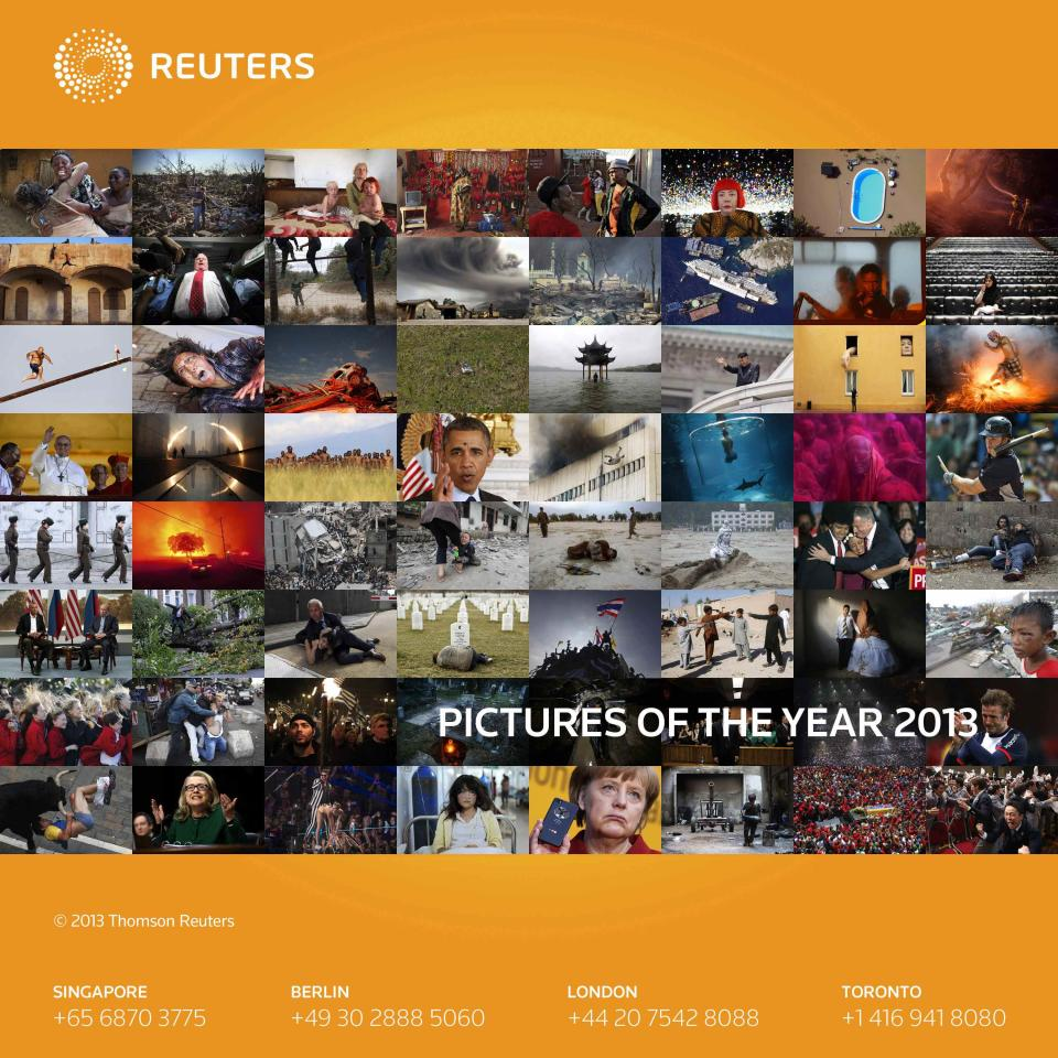 ATTENTION EDITORS - RNPS PICTURES OF THE YEAR 2013. 
