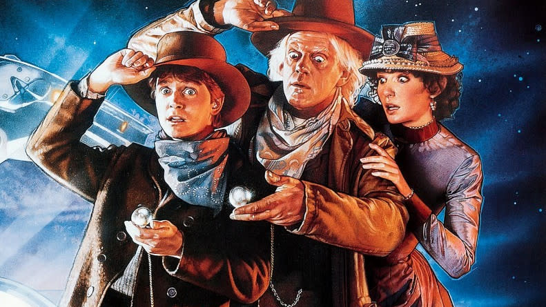 'Back to the Future Part III'. (Credit: Universal)