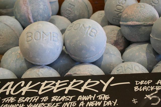 people are parodying lush bath bombs and it s getting out of control