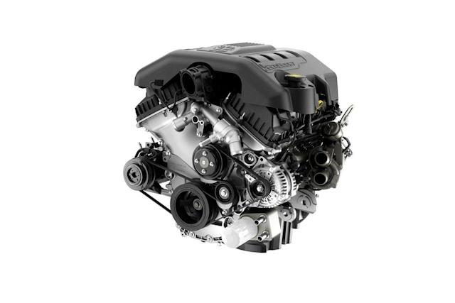 3.5L EcoBoost V-6 Engine (Credit: Ford)