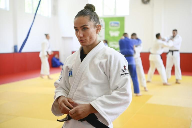 Majlinda Kelmendi is a hero in Kosovo after winning a judo gold medal at the Rio Olympics club in the town of Peja on June 16, 2021. Already famous for its local beer, spectacular scenery and Orthodox monastery, a small city in Kosovo has added another feather to its cap: conveyor belt for Olympic talent. Peja, known as Pec to Serbs, on the edge of a mountainous national park with wide canyons and craggy peaks, will supply all five of Kosovo's judo hopefuls at this summer's Tokyo Games. Among them is Majlinda Kelmendi, who won gold at the 2016 Rio Games -- the only medal Kosovo as ever won, in the only Olympics it has competed in since declaring independence from Serbia in 2008.