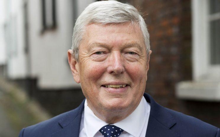 Alan Johnson/Rex Photos