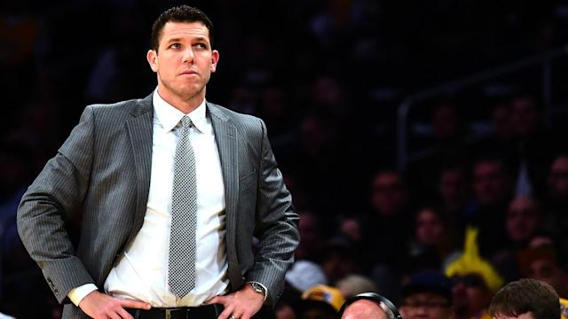 Johnson made Walton aware there is immediate pressure on him to deliver a winning team, according to ESPN.