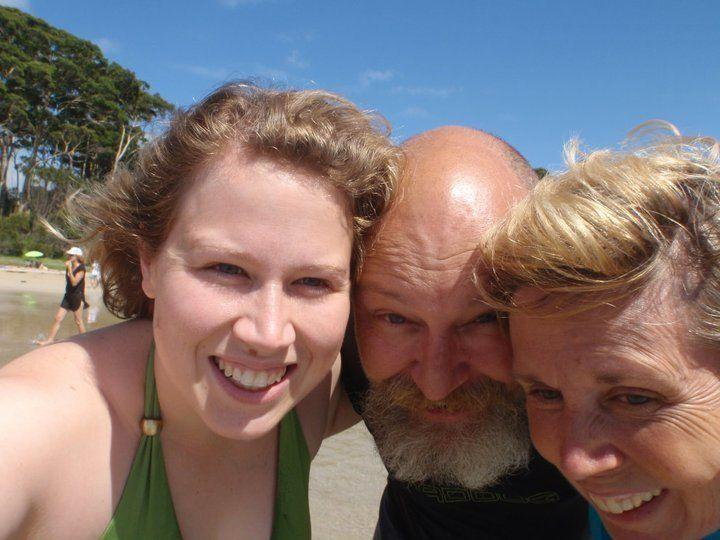 <strong>On the beach, around 2010. Lots of Jacquie around. She can't remember too much though.</strong>