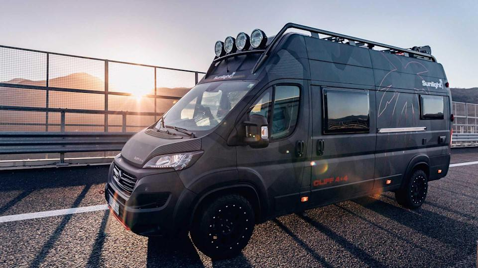 Sunlight CLIFF 4x4 Adventure Van
