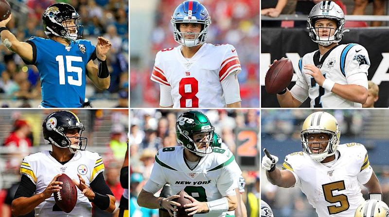I Watched Every Backup QB That Started in Week 3 ... and Lived to Tell the Tale