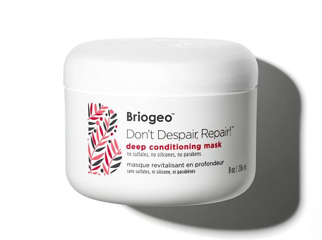 Mascarilla acondicionadora Briogeo Don't Despair, Repair! (Foto: Amazon).