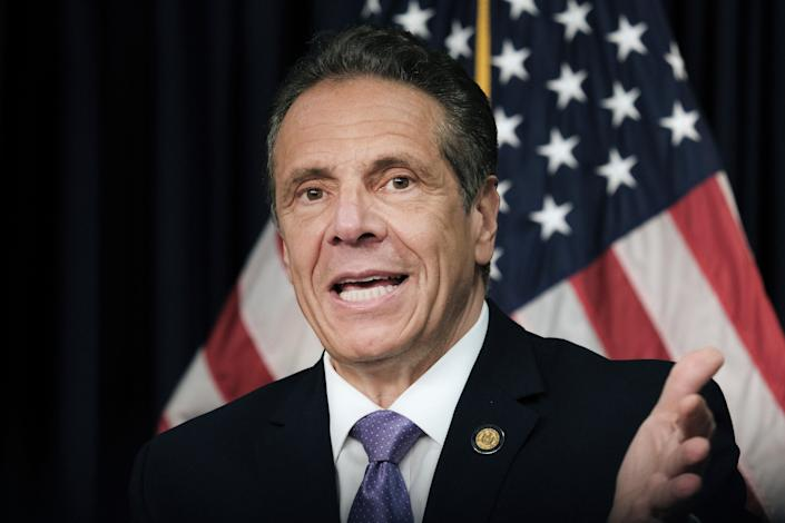 <p>Another member of Andrew Cuomo's staff has resigned</p> (AP)