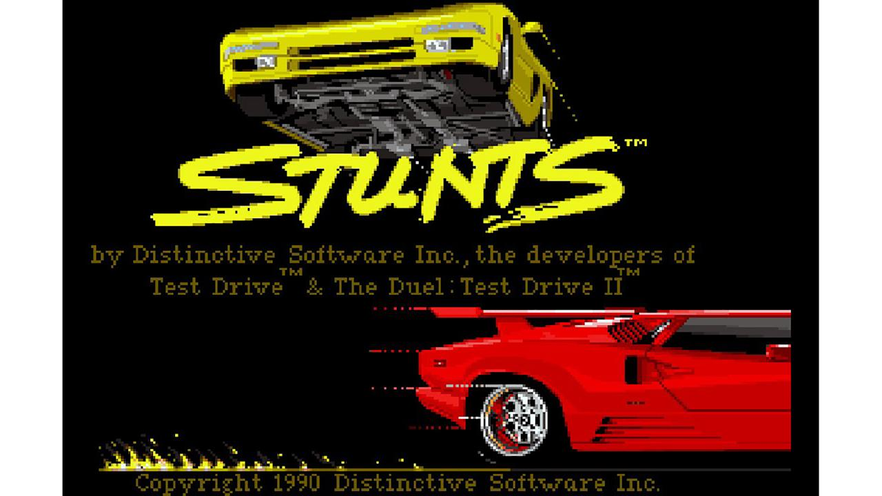 <p>Am I dating myself for choosing 4D Sports Driving as the game I nominate to this list? Probably. Introduced way back in 1990, this is the game that prompted me to learned DOS commands and to create boot disks to free up memory — gotta get to 640K! Once launched, my friends and family spent countless hours playing with virtual cars, building tracks, setting records, comparing notes and chatting through hilariously slow internet connections, all due to a shared love of this video game.</p> <p>We always referred to the game as Stunts, since that's what pops up on the title screen. With a few different kinds of loops and jumps, the name seemed to fit. I'm not really sure what fourth dimension the game's designers were gunning for in its official name, but it hardly matters. 4D Sports Driving is the game that most directly shaped my childhood, and it's one reason why I had such an interest in cars growing up. <strong>— Consumer Editor Jeremy Korzeniewski</strong></p>