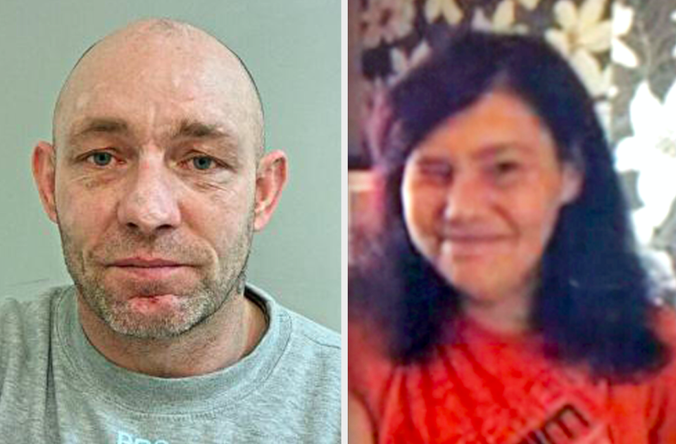 Alan Edwards was convicted of the murder of Susan Waring, who had been missing for two years. (PA)