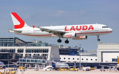 Lauda is an Austrian low-cost airline - Credit: iStock