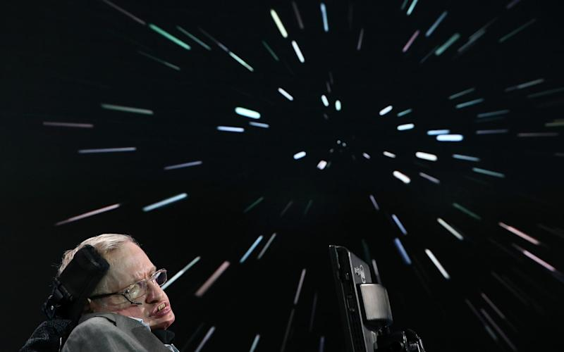 Stephen Hawking died aged 76 - Getty Images North America