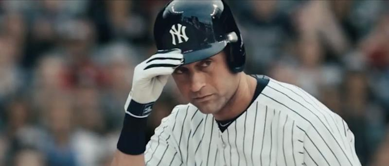4a37dc3f Commercial For Derek Jeter's Last All-Star Game Will Make You Tip Your Hat [ VIDEO]