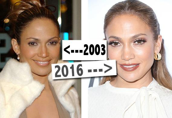 "<p>J Lo has some serious self-control. She <a href=""https://www.yahoo.com/beauty/jennifer-aniston-opens-up-on-aging-style-perfect-94103877638.html"">claims that she never sunbathed when she was young</a> and doesn't drink coffee or alcohol. Plus, she's one clean eater. <i>[Photo: PA/Getty/Yahoo Style UK]</i></p>"